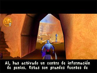 Imagen de la descarga de Disney Aladdin: La Venganza de Nasira
