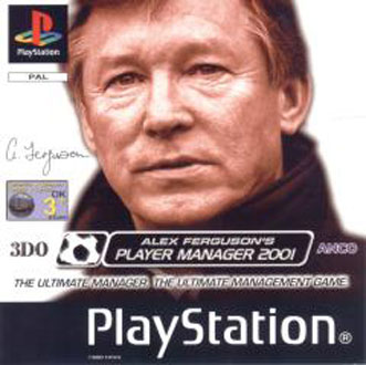 Portada de la descarga de Alex Ferguson's Player Manager 2001
