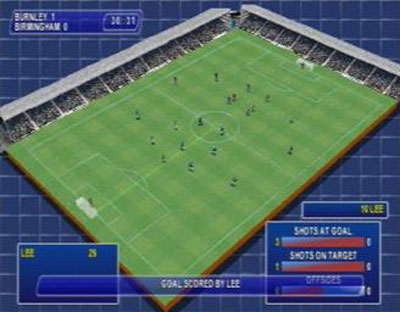 Imagen de la descarga de Alex Ferguson's Player Manager 2001