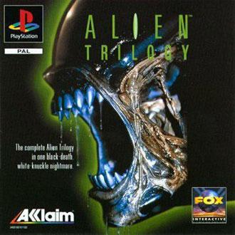 Portada de la descarga de Alien Trilogy