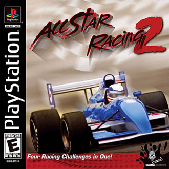 Portada de la descarga de All Star Racing 2