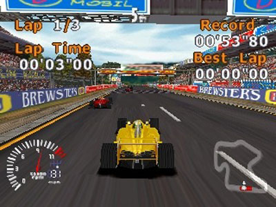 Imagen de la descarga de All Star Racing 2