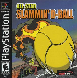 Portada de la descarga de All-Star Slammin' D-Ball