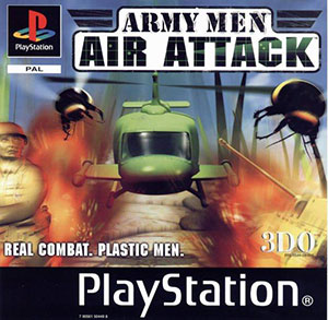 Juego online Army Men: Air Attack (PSX)