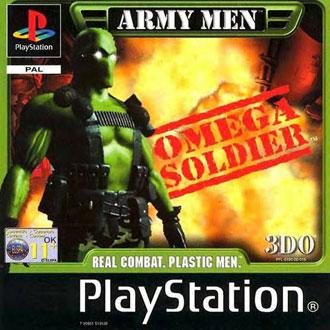 Portada de la descarga de Army Men: Omega Soldier