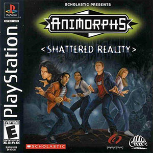 Portada de la descarga de Animorphs: Shattered Reality