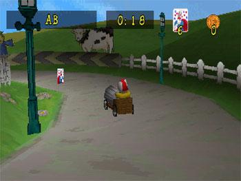 Imagen de la descarga de Arthur Ready to Race