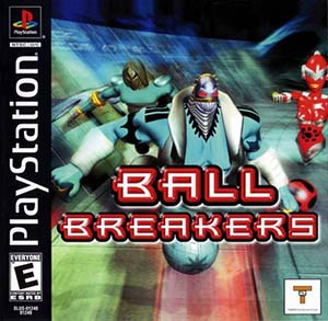 Juego online Ball Breakers (PSX)