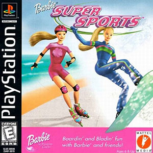 Juego online Barbie Super Sports (PSX)