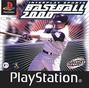 Juego online Interplay Sports Baseball 2000 (PSX)