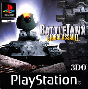 Portada de la descarga de BattleTanx: Global Assault