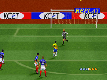 Juego online Best Sports Games Ever (Demo) (PSX)