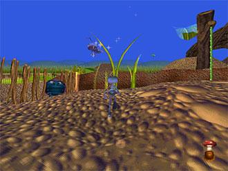 Imagen de la descarga de Disney-Pixar Bichos: Una Aventura en Miniatura