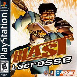 Juego online Blast Lacrosse (PSX)