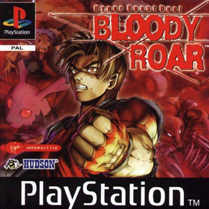 Portada de la descarga de Bloody Roar