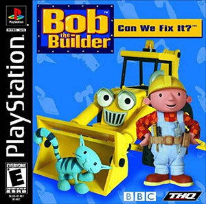 Portada de la descarga de Bob the Builder: Can We Fix It