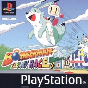 Juego online Bomberman Fantasy Race (PSX)