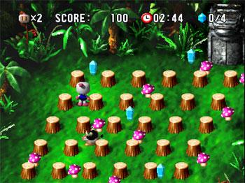 Imagen de la descarga de Bomberman World