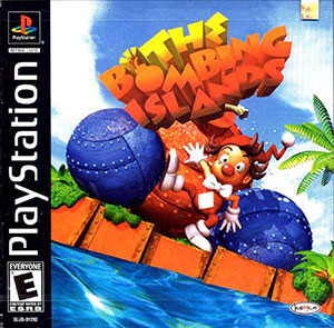 Juego online The Bombing Islands (PSX)