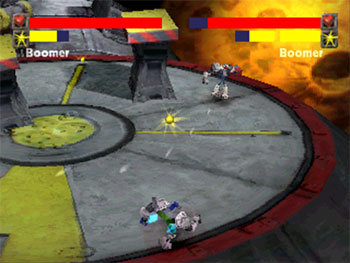 Imagen de la descarga de Boombots