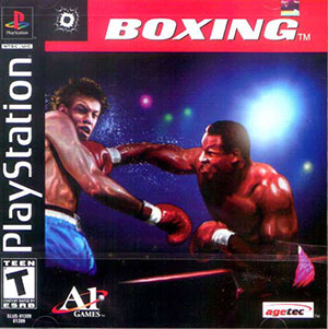 Juego online Boxing (PSX)