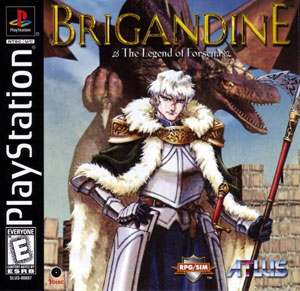 Juego online Brigandine: The Legend of Forsena (PSX)