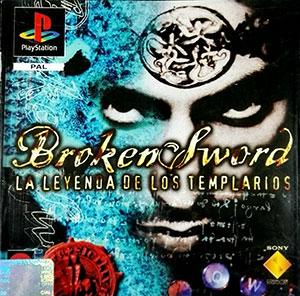 Carátula del juego Broken Sword La leyenda de los Templarios (PSX)