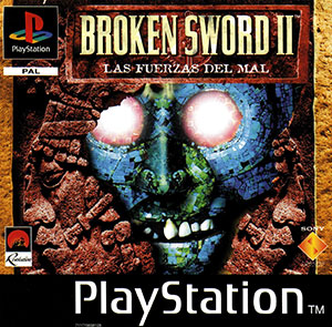 Juego online Broken Sword II: Las Fuerzas del Mal (PSX)