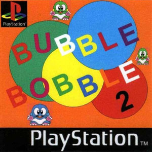 Portada de la descarga de Bubble Bobble 2