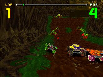 Pantallazo del juego online Buggy (PSX)