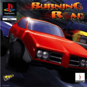 Portada de la descarga de Burning Road