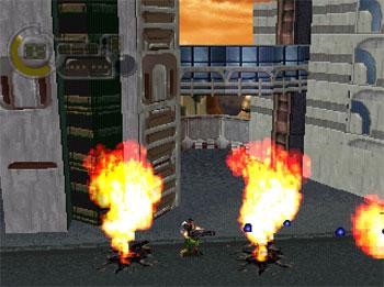 Imagen de la descarga de C: The Contra Adventure