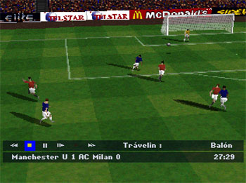 Imagen de la descarga de Complete Onside Soccer