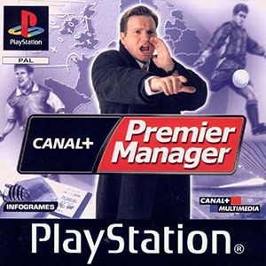 Juego online Canal Plus Premier Manager (PSX)
