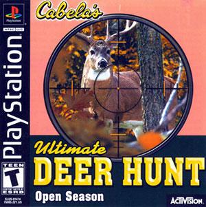 Juego online Cabela's Ultimate Deer Hunt (PSX)