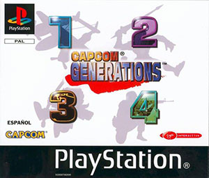 Juego online Capcom Generations Disco 1: Wings Of Destiny (PSX)
