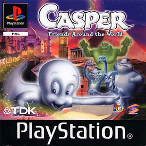 Juego online Casper: Friends Around the World (PSX)