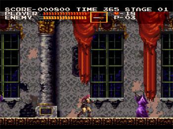 Imagen de la descarga de Castlevania Chronicles