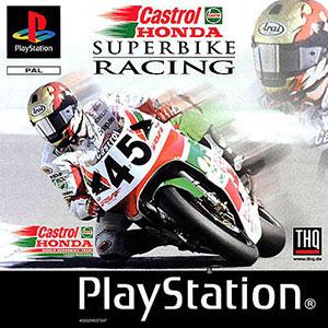 Juego online Castrol Honda Superbike Racing (PSX)