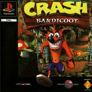 Portada de la descarga de Crash Bandicoot