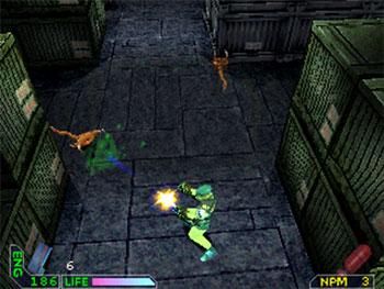 Pantallazo del juego online Chaos Break (PSX)