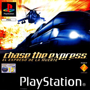 Juego online Chase The Express (PSX)