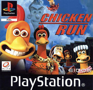 Portada de la descarga de Chicken Run