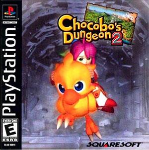Juego online Chocobo's Dungeon 2 (PSX)