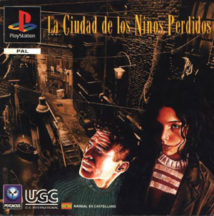 Carátula del juego The City of Lost Children (Psx)