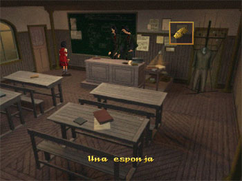 Pantallazo del juego online The City of Lost Children (Psx)