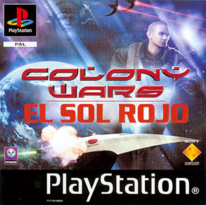 Juego online Colony Wars: El Sol Rojo (PSX)