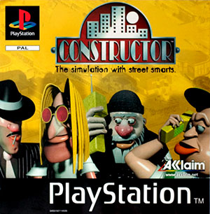 Juego online Constructor (PSX)