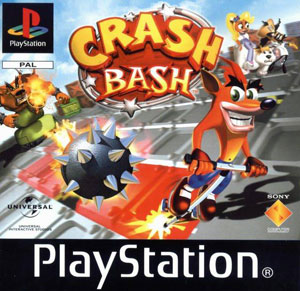 Portada de la descarga de Crash Bash
