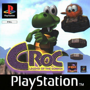 Portada de la descarga de Croc: Legend of the Gobbos